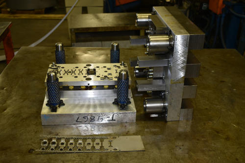 Precision Metal Stamping Services